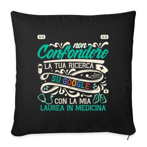 Regalo Per Laurea Medicina | Regalo Dottore - Copricuscino per divano, 45 x 45 cm