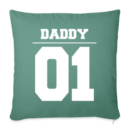 Daddy 01 - Sofakissenbezug 44 x 44 cm