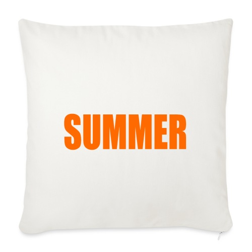 Feels like summer - Sofakissenbezug 44 x 44 cm