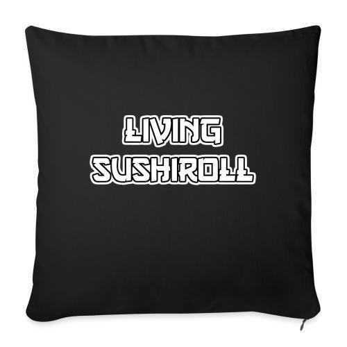 Living Sushiroll - Sofakissenbezug 44 x 44 cm