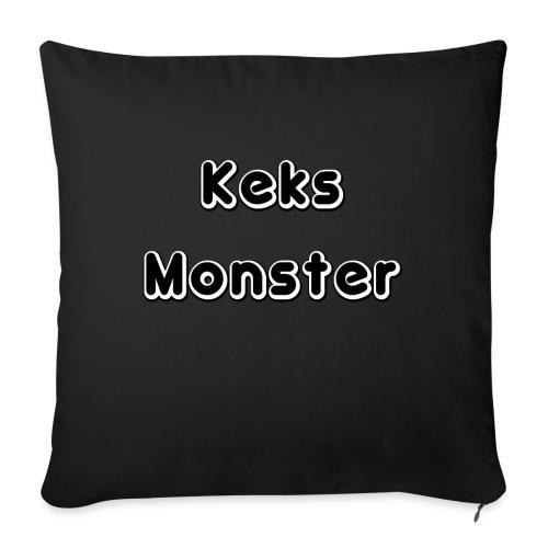 Keks Monster - Sofakissenbezug 44 x 44 cm