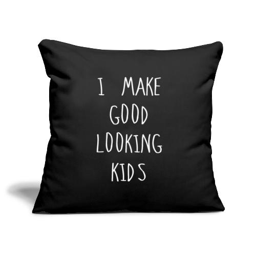 I make good looking Kids Vater Kind Partnerlook - Sofakissenbezug 44 x 44 cm