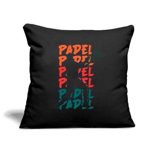 Padel Padel Padeltennis - Soffkuddsöverdrag, 45 x 45 cm