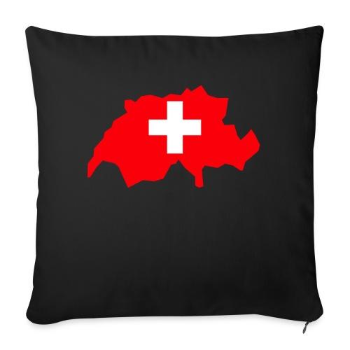 Switzerland - Sierkussenhoes, 45 x 45 cm