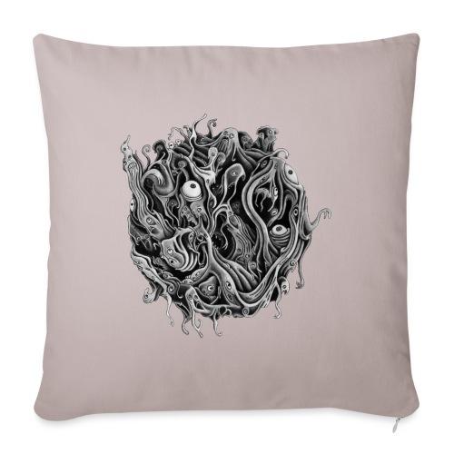 Hello - Sofa pillowcase 17,3'' x 17,3'' (45 x 45 cm)