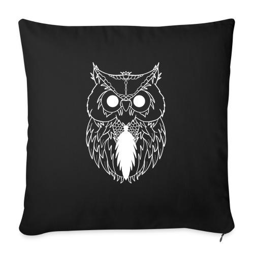 Business Owl - Sofa pillowcase 17,3'' x 17,3'' (45 x 45 cm)