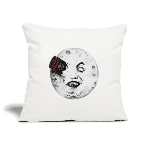 Viaggio nell'Horror - Copricuscino per divano, 45 x 45 cm