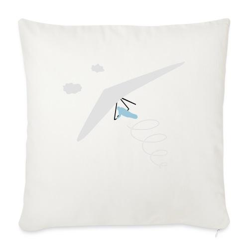 hanggliding thermik - Sofa pillowcase 17,3'' x 17,3'' (45 x 45 cm)