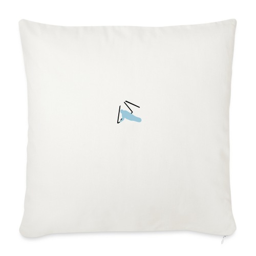 hanggliding thermik - Sofa pillowcase 17,3'' x 17,3'' (45 x 45 cm)