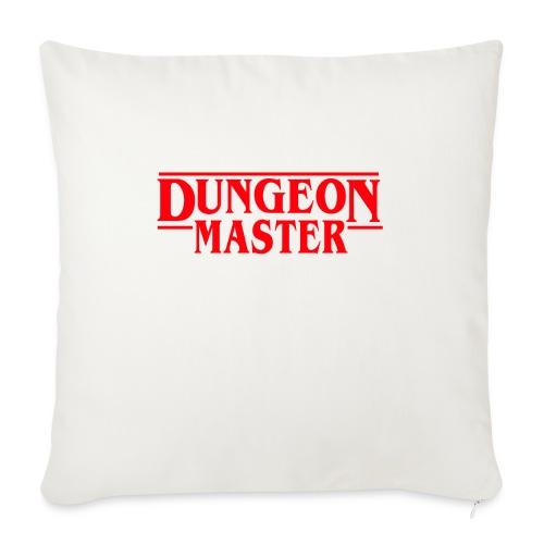 Dungeon Master - D & D Dungeonit ja lohikäärmeet dnd - Sohvatyynyn päällinen 45 x 45 cm
