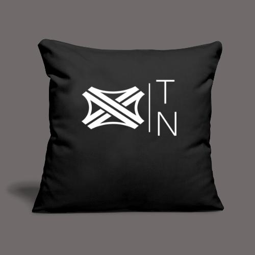 Tregion logo Small - Sofa pillowcase 17,3'' x 17,3'' (45 x 45 cm)