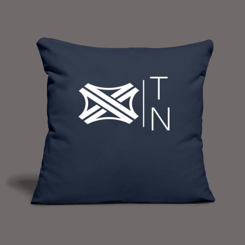 Tregion logo Small - Sofa pillowcase 17,3'' x 17,3'' (45 x 45 cm)