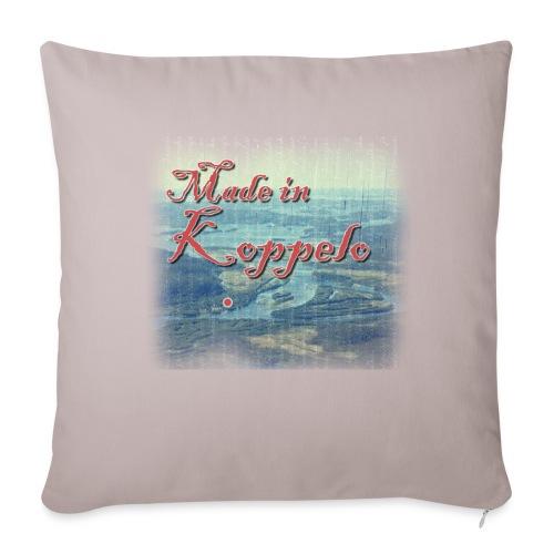 Made in Koppelo lippis - Sohvatyynyn päällinen 45 x 45 cm