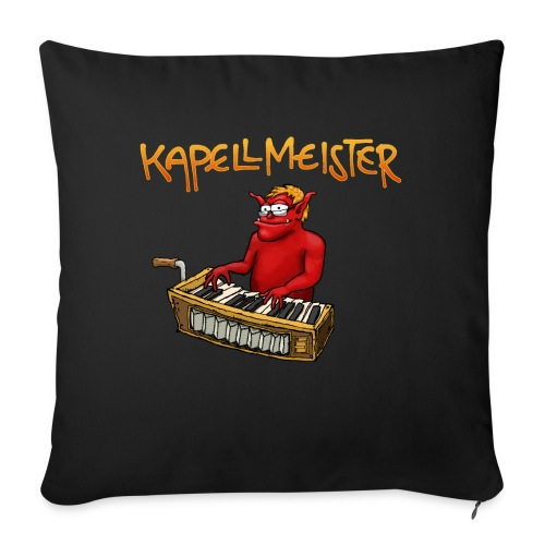 Kapellmeister - Sofa pillowcase 17,3'' x 17,3'' (45 x 45 cm)