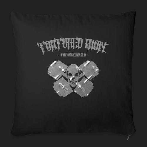 skull - Sofa pillowcase 17,3'' x 17,3'' (45 x 45 cm)