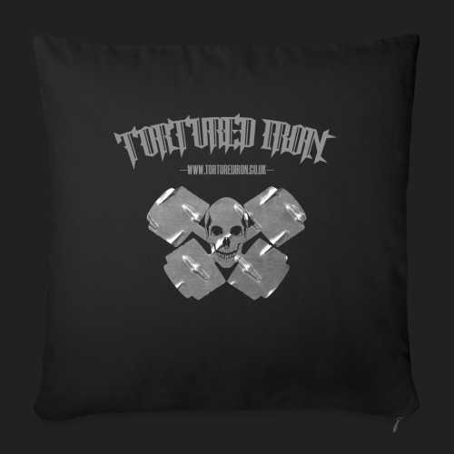 skull - Sofa pillowcase 17,3'' x 17,3'' (45 x 45 cm)