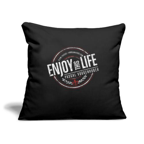 Enjoy this Life® & Fleur de Lys Pascal Voggenhuber - Sofakissenbezug 44 x 44 cm