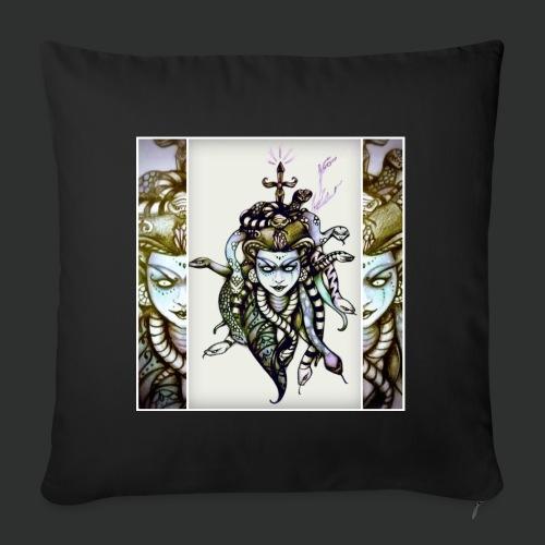 Meduss - Copricuscino per divano, 45 x 45 cm