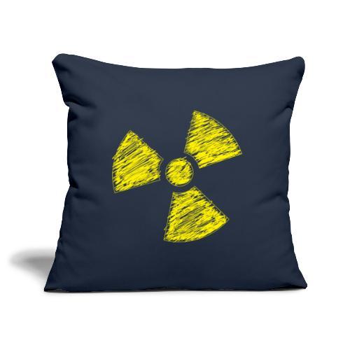 Radioactive - Sierkussenhoes, 45 x 45 cm