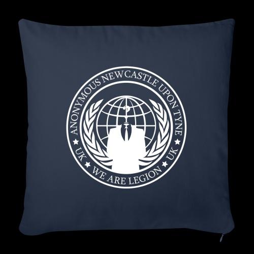 Anonymous Newcastle Upon Tyne - Sofa pillowcase 17,3'' x 17,3'' (45 x 45 cm)