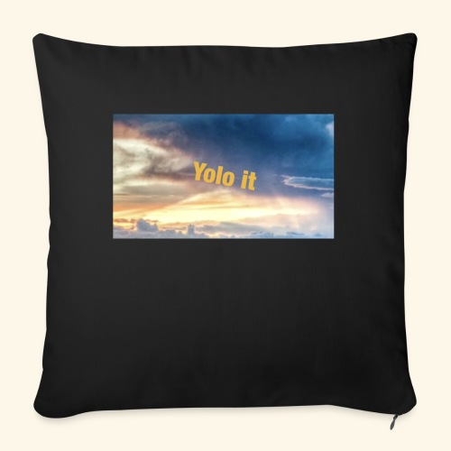 My merch - Sofa pillowcase 17,3'' x 17,3'' (45 x 45 cm)