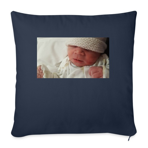 baby brother - Sofa pillowcase 17,3'' x 17,3'' (45 x 45 cm)