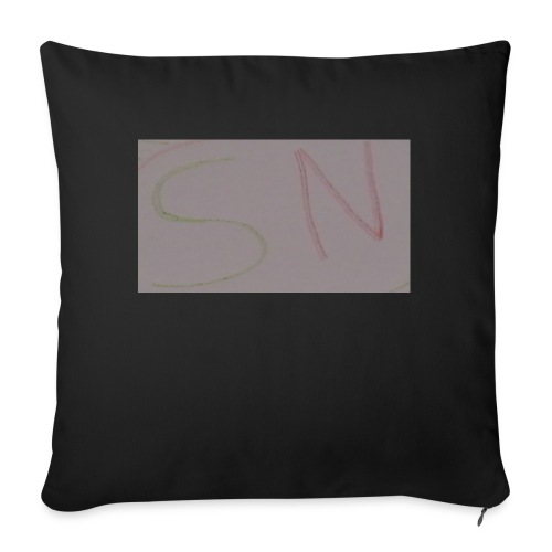 SASNINJA's merch - Sofa pillowcase 17,3'' x 17,3'' (45 x 45 cm)