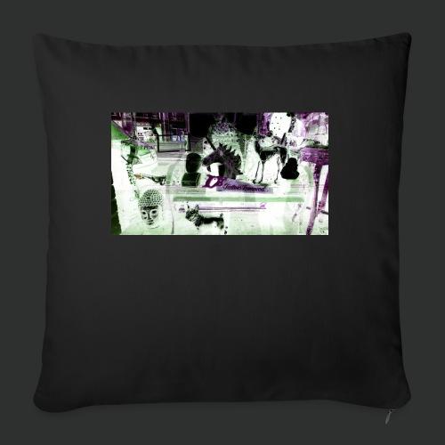 Tattooremover - Copricuscino per divano, 45 x 45 cm