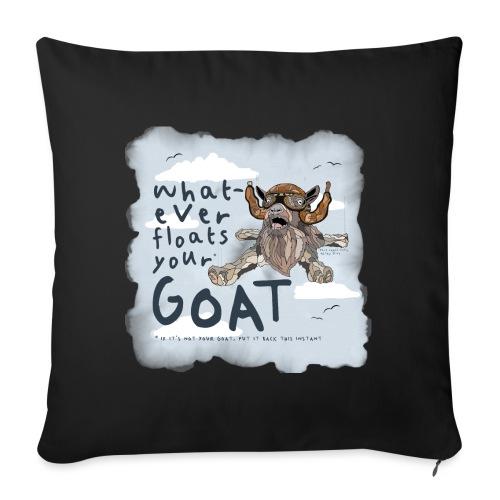 #2 - Sky Dive - Sofa pillowcase 17,3'' x 17,3'' (45 x 45 cm)