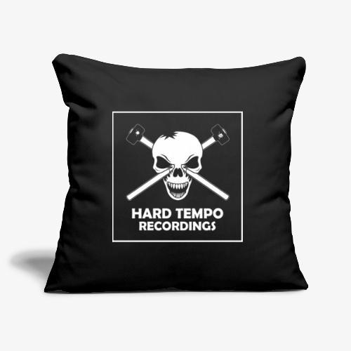 Hard Tempo Recordings - Copricuscino per divano, 45 x 45 cm