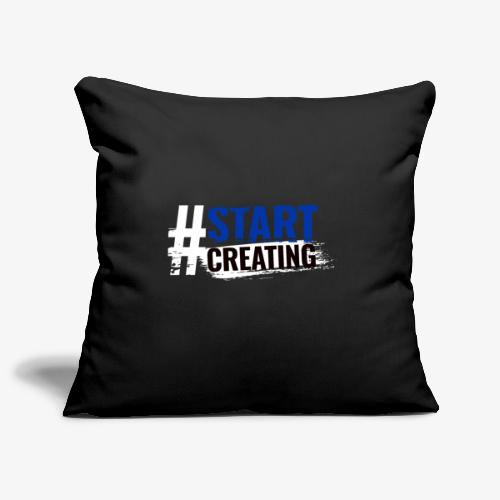 #STARTCREATING - Sofa pillowcase 17,3'' x 17,3'' (45 x 45 cm)
