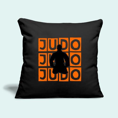 Motiv Judo Orange - Sofakissenbezug 44 x 44 cm
