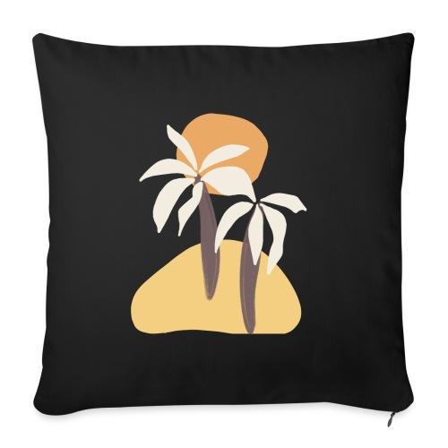 Minimal tropics - Copricuscino per divano, 45 x 45 cm