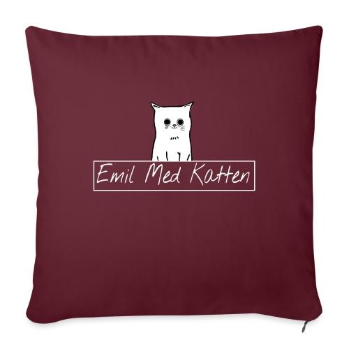 Emil Med Katten - Sniffer og Chilli - Sofa pillowcase 17,3'' x 17,3'' (45 x 45 cm)