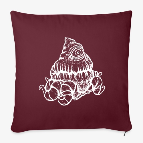 Quogger Concept 2 (Reverse) - Sofa pillowcase 17,3'' x 17,3'' (45 x 45 cm)