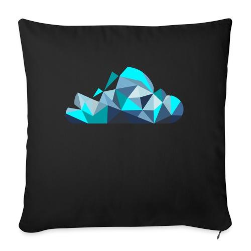 'CLOUD' Mens T-Shirt - Sofa pillowcase 17,3'' x 17,3'' (45 x 45 cm)