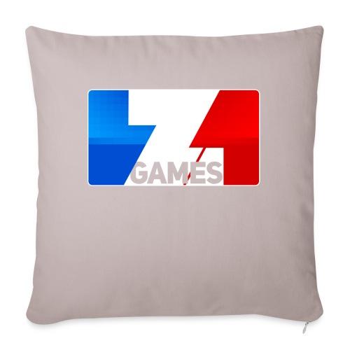 9815 2CZoominGames so MLG - Sofa pillowcase 17,3'' x 17,3'' (45 x 45 cm)