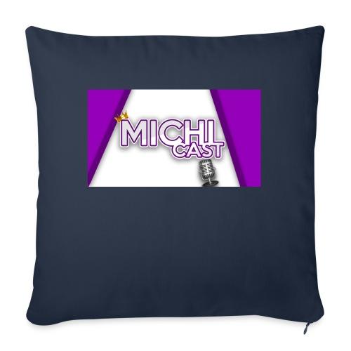 Camisa MichiCast - Sofa pillowcase 17,3'' x 17,3'' (45 x 45 cm)