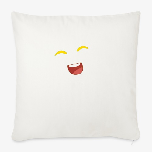 banana - Sofa pillowcase 17,3'' x 17,3'' (45 x 45 cm)