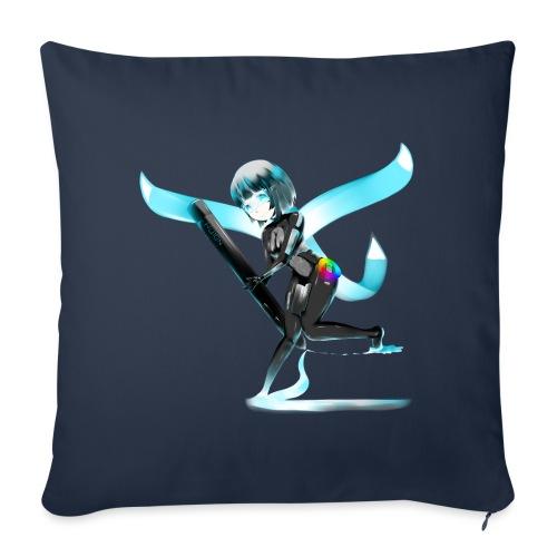 Huion Character O.C. - Copricuscino per divano, 45 x 45 cm
