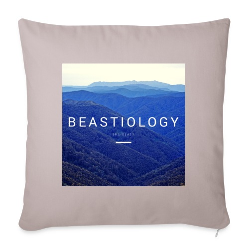 BEASTIOLOGY Album Cover - Sofa pillowcase 17,3'' x 17,3'' (45 x 45 cm)