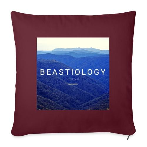 BEASTIOLOGY Album Cover - Sofa pillowcase 17,3'' x 17,3'' (45 x 45 cm)
