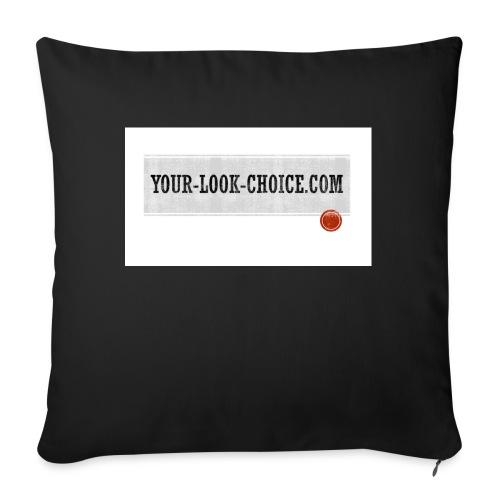 your-look-choice.coom - Housse de coussin décorative 45x 45cm