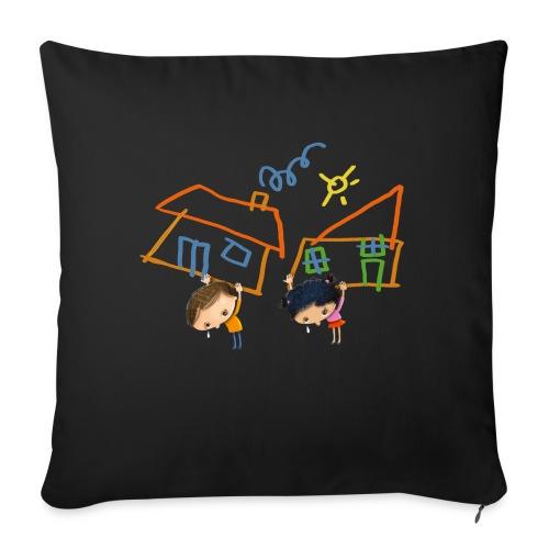 Child's Play - Sofa pillowcase 17,3'' x 17,3'' (45 x 45 cm)