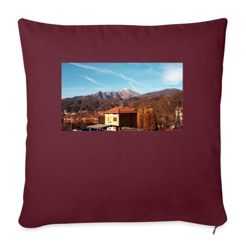 Panorama - Copricuscino per divano, 45 x 45 cm