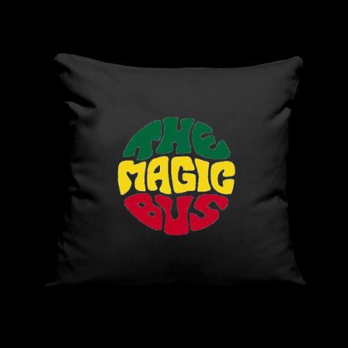 THE MAGIC BUS - Sofa pillowcase 17,3'' x 17,3'' (45 x 45 cm)