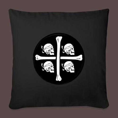 4 Morti - Pirati di Sardegna - Copricuscino per divano, 45 x 45 cm