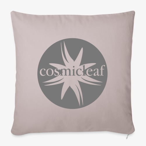 Cosmicleaf - Sofa pillowcase 17,3'' x 17,3'' (45 x 45 cm)
