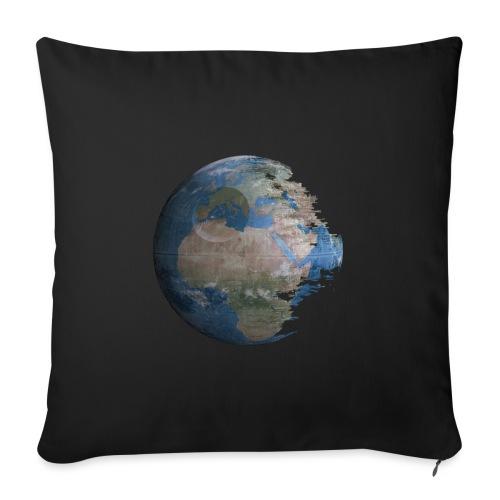 Death Earth - Housse de coussin décorative 45x 45cm