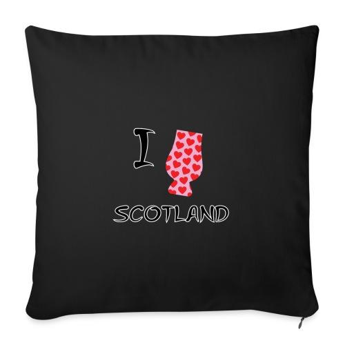 I Love Scotland - Glencairn - Sofa pillowcase 17,3'' x 17,3'' (45 x 45 cm)